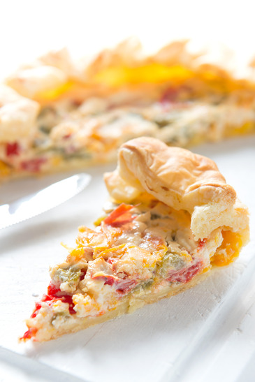 Easy Healthy Alternative to Pie Crust for a Delicious Whole Food Quiche